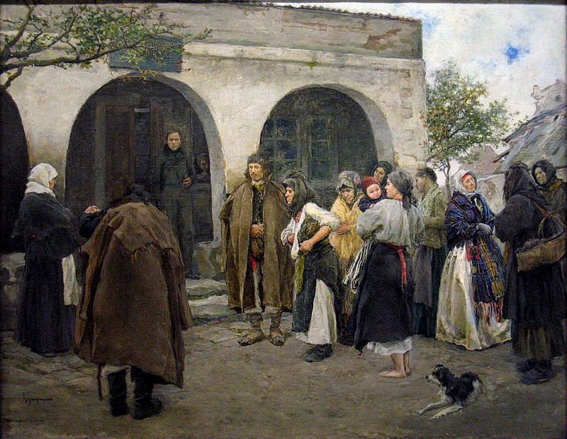 Афанасий Прокопиевич Размарицын У нижнего земского суда