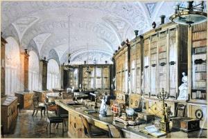 Библиотека. Карл Росси.Классицизм в архитектуре Павловска 18 век.