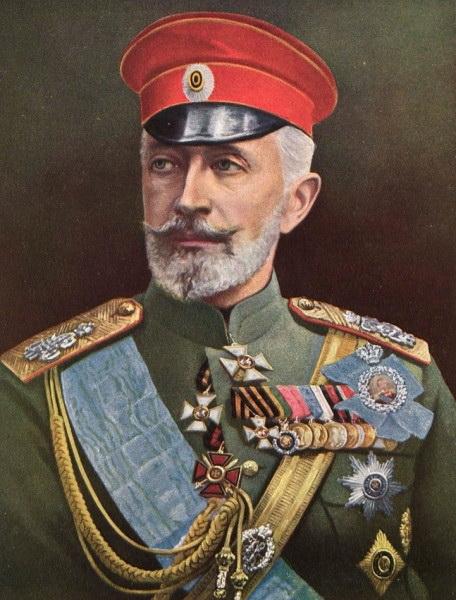 Великий князь Николай Николаевич. Неизвестный художник