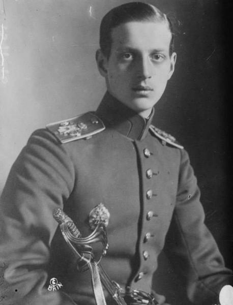 Великий князь Дмитрий Павлович. Ист.изобр.: Википедия