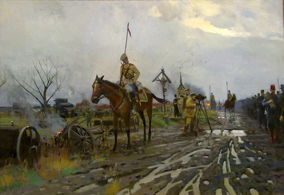 Рыженко П.В. Брусиловский прорыв. 2013