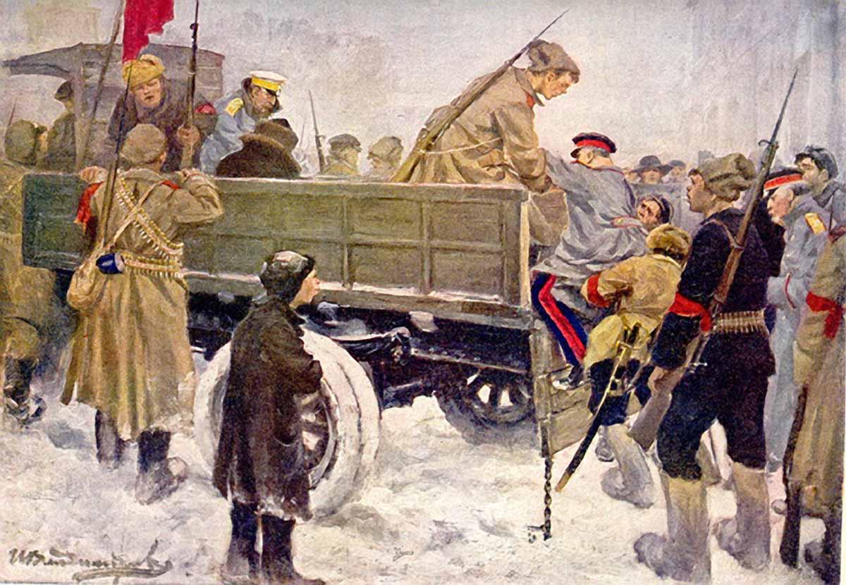Арест генералов (1917). Иван Алексеевич Владимиров (1869 — 1947)