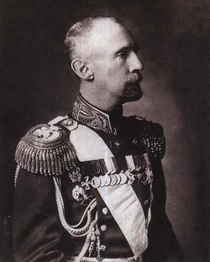 Великий князь Дмитрий Константинович (внук Николая I)