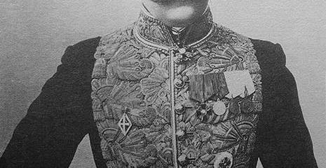 Николай Алексеевич Маклаков. Фото К. Булла