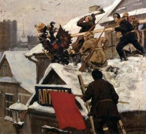 """""""Долой орла"""". Автор: Владимиров Иван Алексеевич"""