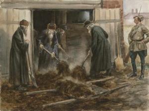 Русское духовенство на принудительных работах (1918). Иван Алексеевич Владимиров (1869 — 1947)