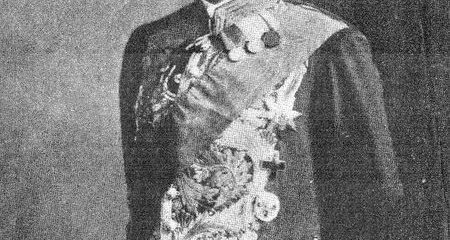 Председатель Совета министров князь Николай Дмитриевич Голицын