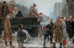 Арест генералов, 1918. Владимиров Иван Алексеевич.