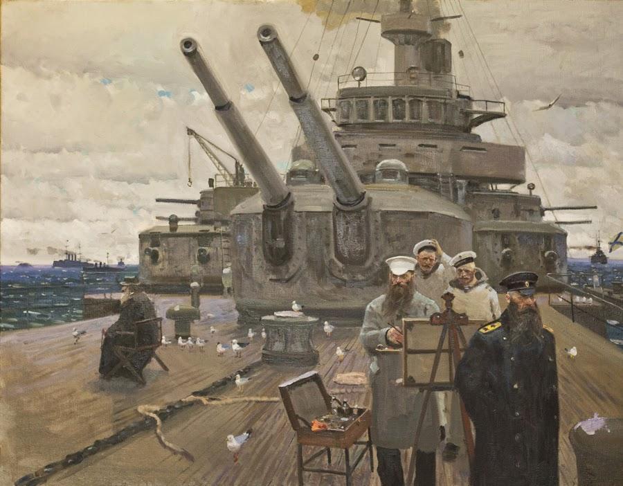 Худ. Павел Рыженко. За Веру, Царя и Отечество. 1905 год. (Забытая война).2013 г.