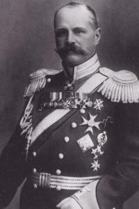Владимир Федорович Джунковский, заместитель министра внутренних дел, командир Отдельного корпуса жандармов. 1914 г.