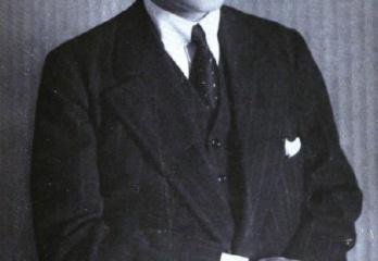 М. И. Терещенко. фото из первого издания книги «Десять дней, которые потрясли мир» (1919)