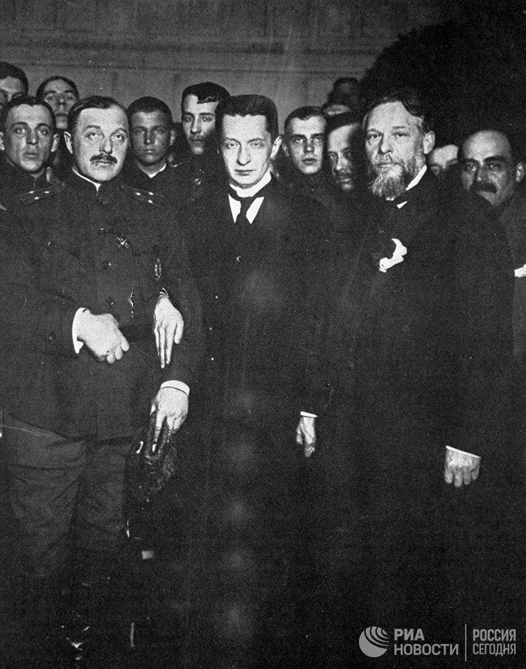 Март 1917 г фотограф яв штейнберг