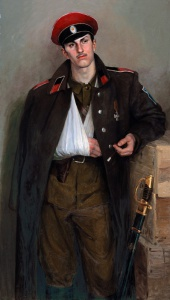 Корниловец, художник С. Афонина