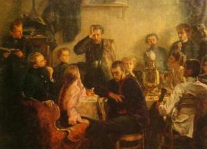 """Н.И.Верхотуров """"Рассказ очевидца"""" 1905 г."""