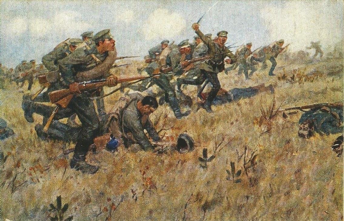 Контратака. Иван Владимиров