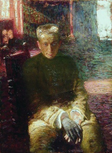 Alexander_Kerensky_by_I.Repin_(1917)