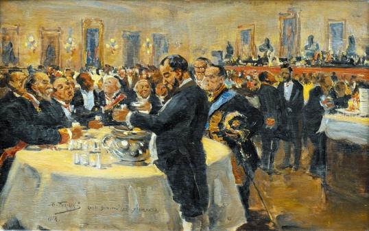 Важная встреча--1918