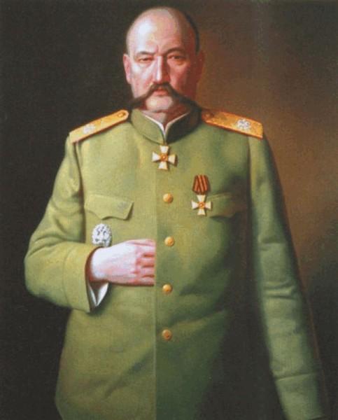 Генерал от инфантерии Н.Н. Юденич. Ист.изобр.: Сайт 100 великих полководцев.