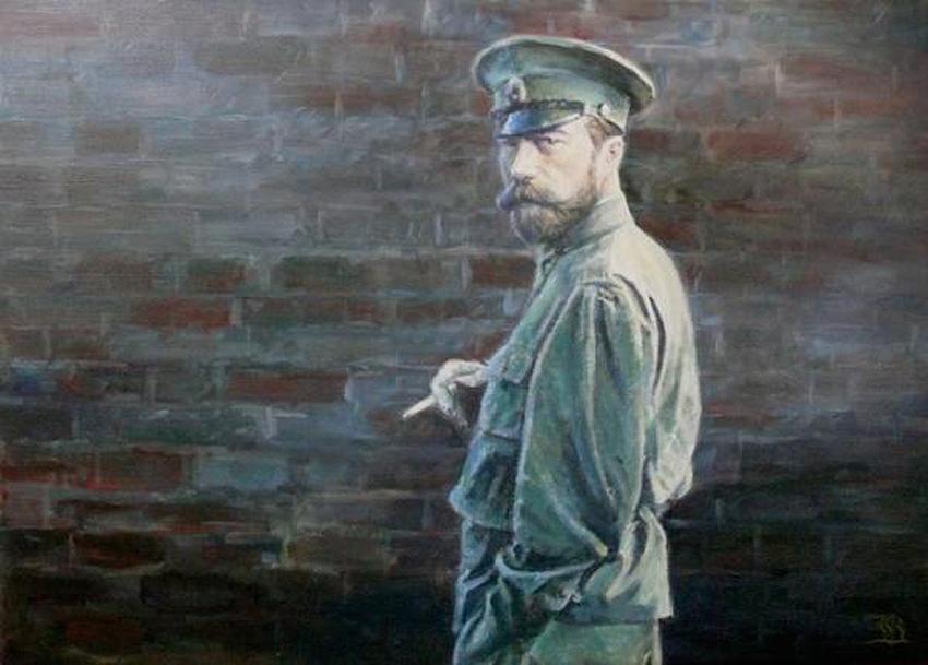 Николай II (у Ипатьева). Рожков Виталий Алексеевич