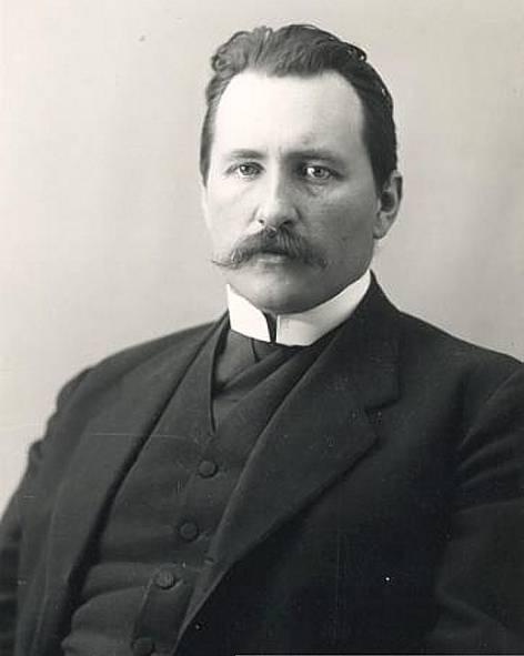 Николай Виссарионович Некрасов. Фото на сайте Русская народная линия