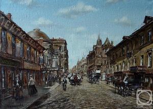 Тихомиров Андрей. Старая Москва