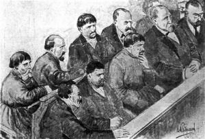 Владимир Кадулин. Присяжные заседатели.