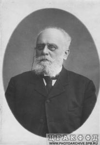 Владимир Карлович Саблер. Фото на сайте Википедия