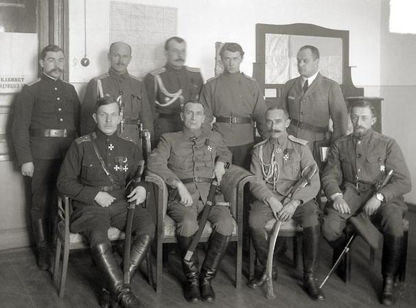 Штаб Сибирской армии. Екатеринбург, 17 февраля 1919 г.