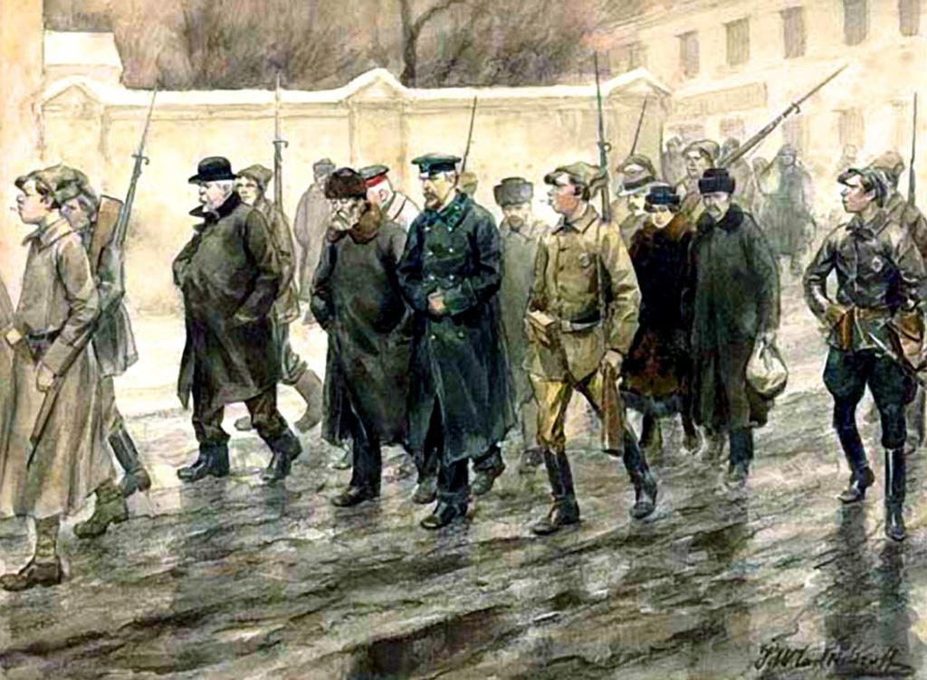 Владимиров И.А. Сопровождение заключенных