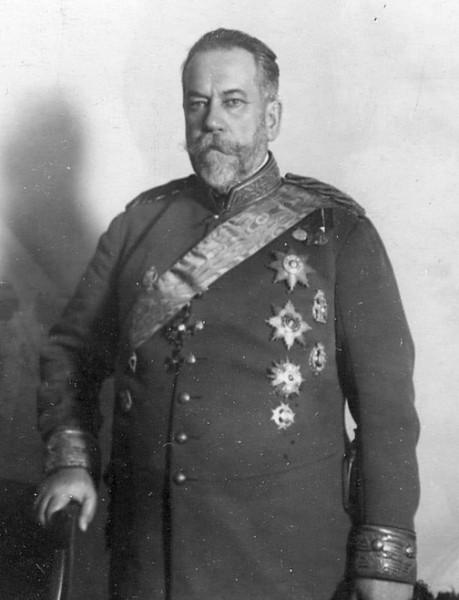 Николай Александрович Добровольский. 1914., Санкт-Петербург. Часть 68. Правительствующий Сенат.
