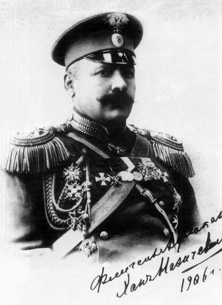 Гусейн Али Хан Нахичеванский. Ист. изобр.: Википедия