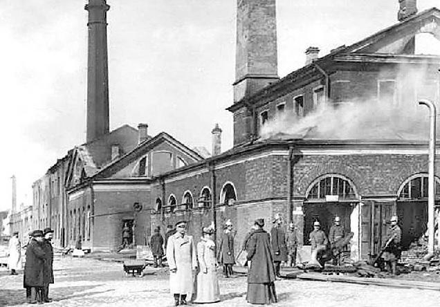 Канатная фабрика. 1900 г.