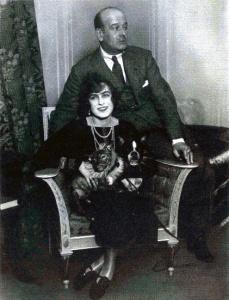 Grand_Duke_Boris_and_his_wife