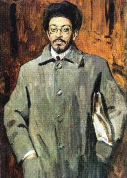 В.Ефанов. Портрет Я.М.Свердлова. 1969.