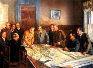 Д. Налбандян. «Сталин и градостроительный план»