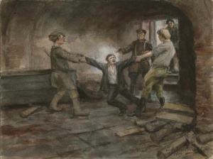 Иван Алексеевич Владимиров. В подвалах ЧК (1919)