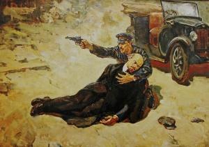 Покушение на Ленина (30 авг. 1918 г.) Коваленко В.К.