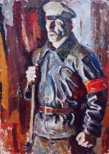 В. Хоренко. Солдат революции. 1969