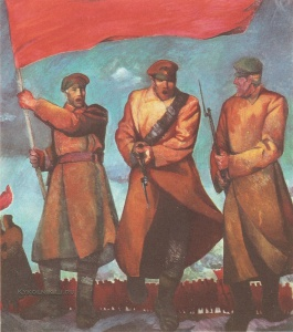 Заринь (Зариньш) Индулис Августович (1929-1997) «Песня» 1967