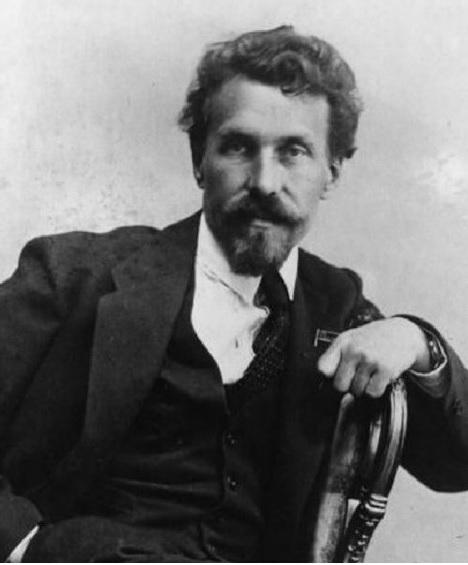 Алексей Иванович Рыков. (Фото на сайте Википедия)