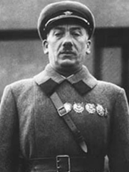 Генрих Ягода