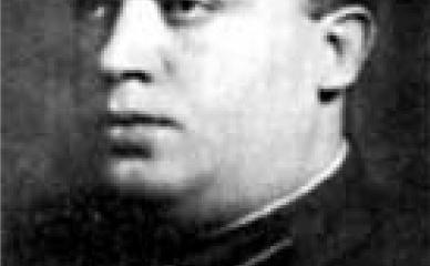 А.А. Слуцкий (Фото на сайте Википедия)