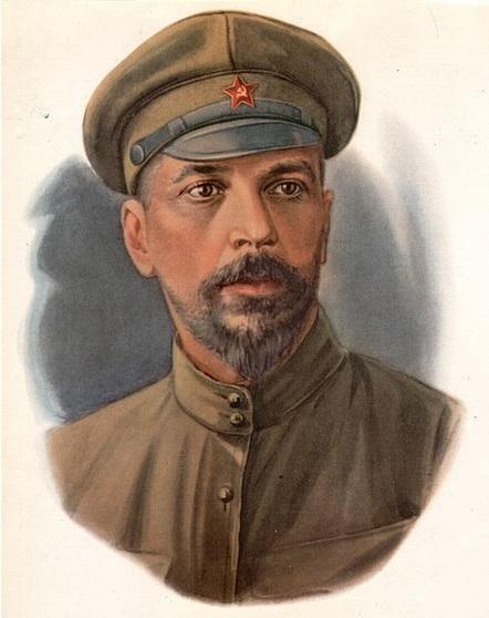 Михаил Сергеевич Кедров
