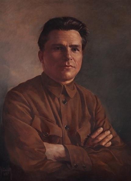 Портрет С.М. Кирова, неизв.худ.