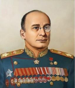 Лаврентий Павлович Берия. Маршал Советского Союза (1945)