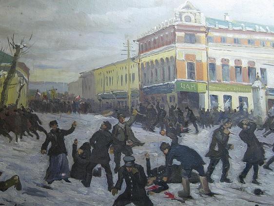 Демидов М.А. 1905 год в Вятке. (Г.Вятка, 1920-е гг.)