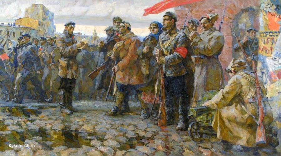 Туранский Александр Алексеевич (Россия, 1936) «Точка невозврата» 1961