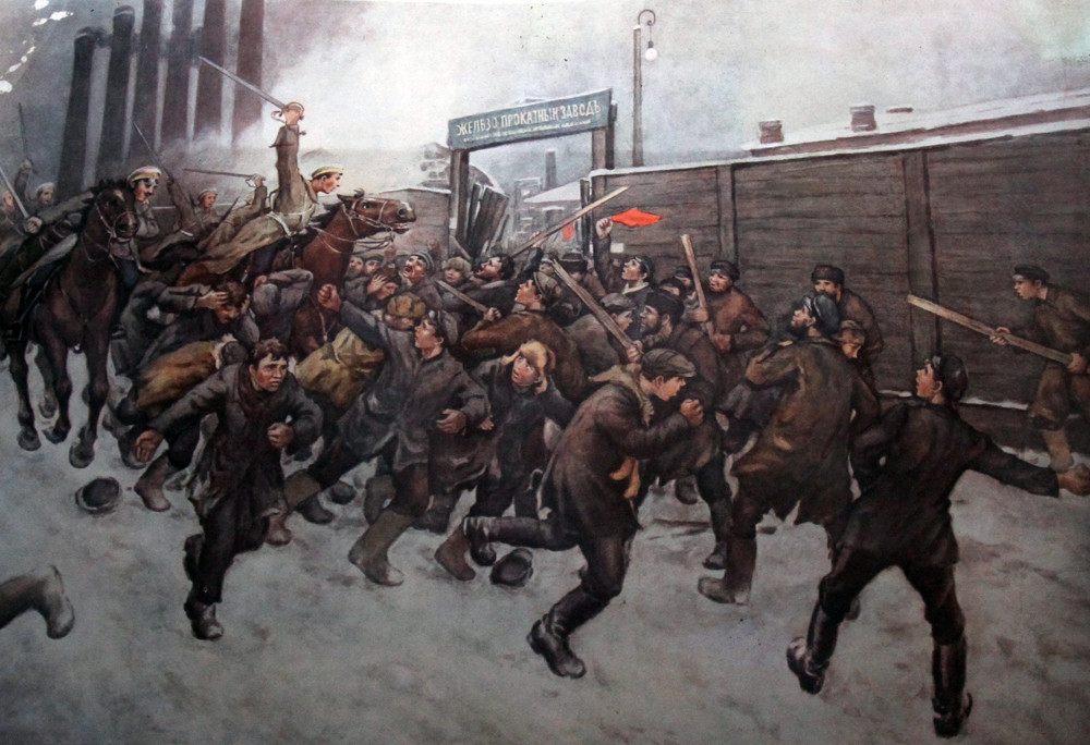 russia 1905 revolution essay Free essay: causes of the 1905 revolution in 1905 was a vast but backward country compared to britain, russia's industry were undeveloped, also its people.