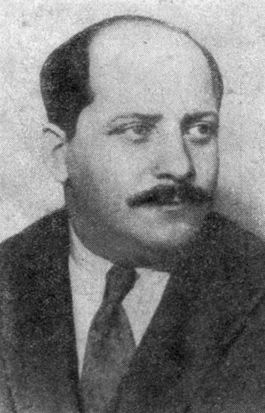 Михаил Моисеевич Каганович. Журнал «Огонёк», № 3, 1938. (Википедия))
