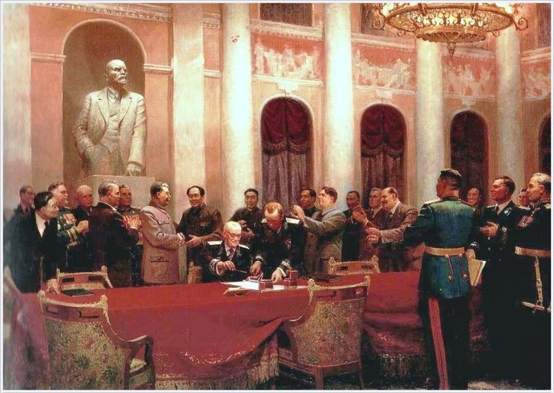 Вихтинский Виктор Иванович (1918-2003). «Во имя мира» (1950)